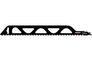 Сабельное полотно по кирпичу, бетону Metabo expert 455 мм, S 2243 HM (631918000)