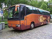 Лобовое стекло Mercedes O 405, Mercedes-Benz O402 из двух половинок