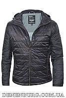 Куртка мужская демисезонная ZERO FROZEN 19-ZF50049 темно-синяя, фото 1