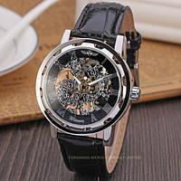 Мужские часы Winner Black