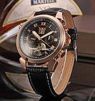 Мужские механические часы Jaragar Turboulion с автоподзаводом