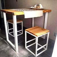 Комплект кухонной мебели в стиле лофт (Loft)