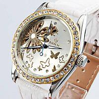 Женские механические часы с автоподзаводом Goer Fuerto