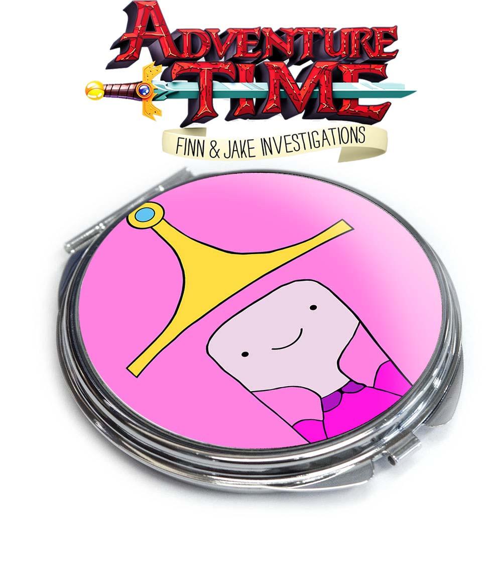 Карманное зеркало Принцесса Бубльгум Время приключений / Adventure time