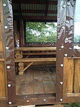 Гибкие окна для беседки, фото 2