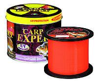 Леска фидерная Carp Expert UV Fluo Orange 1000 м 0.35 мм 14.9 кг