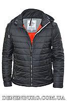 Куртка мужская демисезонная ZERO FROZEN 19-ZF50056 темно-синяя