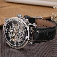 Женские механические часы Winner Black II