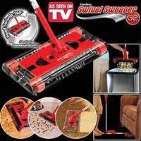 Электровеник щетка Swivel Sweeper G2 (Свивл Свипер Джи 2)