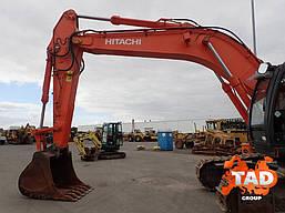Гусеничный экскаватор HITACHI ZX350LC-3 (2007 г), фото 2