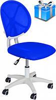 Компьютерное кресло для подростка FunDesk LST1 Blue, фото 1