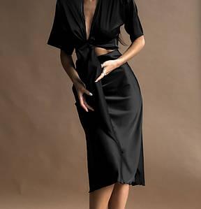 Шёлковая юбка
