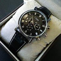 Мужские механические часы с автоподзаводом Jaragar Mustang