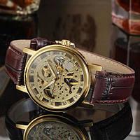 Женские механические часы Winner Gold, фото 1