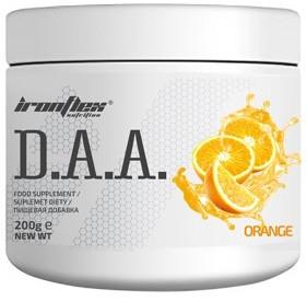 Д-Аспарагиновая кислота IronFlex - D.A.A. (200 грамм) апельсин