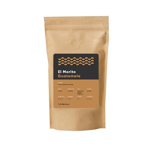 Кофе в зернах CafeBoutique Guatemala Jalapa El Morito Natural 500 г