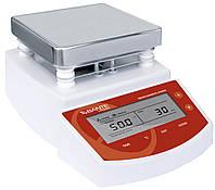 Магнитная мешалка с нагревом до 400 градусов MS-400, фото 1