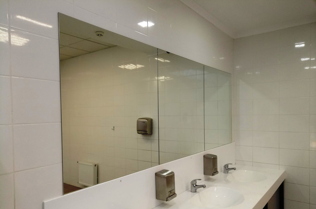 зеркало на стену без рамки