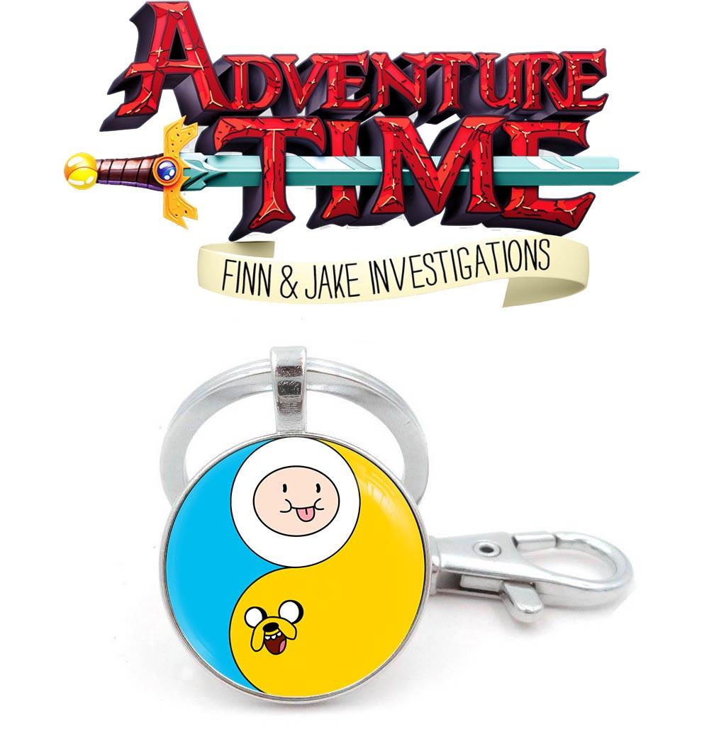 Брелок Финн и Джейк Время приключений / Adventure time
