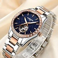 Женские часы Carnival Lady VIP Silver, 25 камней