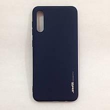 Чехол Samsung A50 SMTT Dark Blue