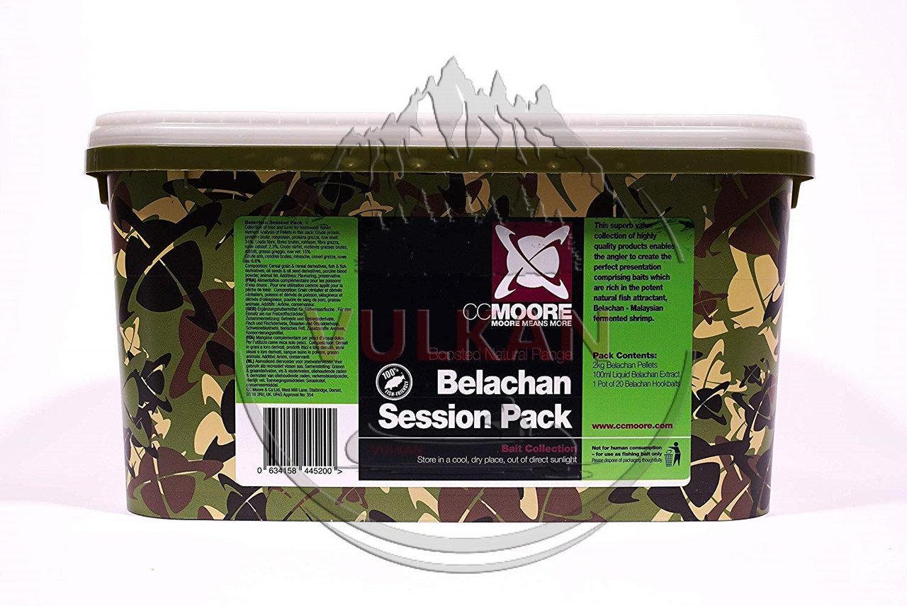 Набор прикормок CC Moore Belachan Session Pack