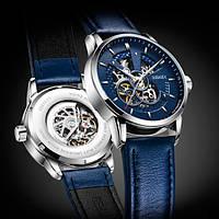 Мужские механические часы с автоподзаводом Oubaer Night