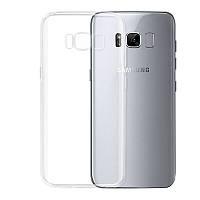 Чехол Ou Case для Samsung Galaxy S8 Unique Skid Silicone, Transparent