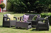 Corfu Set садовая мебель из искусственного ротанга, фото 1