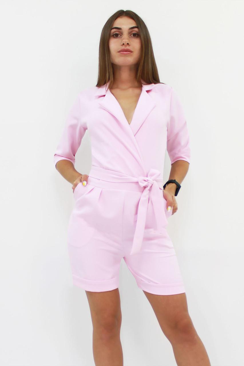 S, M, L | Молодіжний жіночий комбінезон Kaily, рожевий