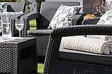 Corfu Set садовая мебель из искусственного ротанга, фото 3