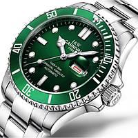 Мужские механические часы Carnival Green (автоподзавод, 25 камней)
