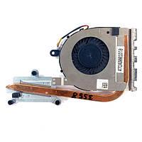 Система охлаждения Dell Inspiron 3558, 5458, 5558, 5758 AT1AO001DT0, 0923PY БУ, фото 1