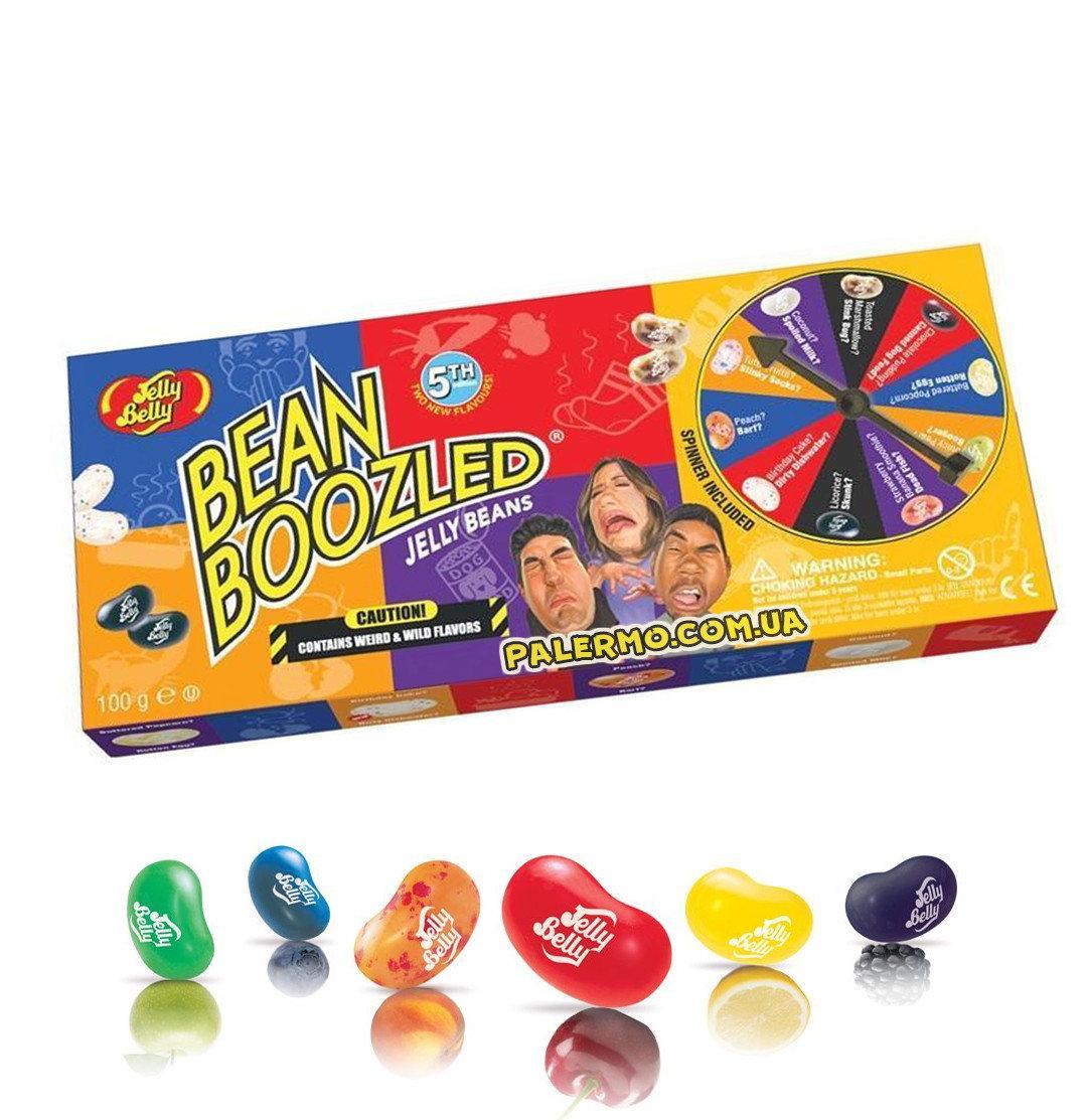 рулетка bean boozled играть онлайн