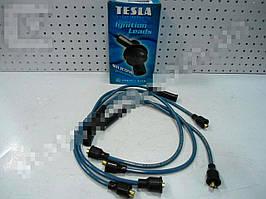 Провода зажигания ВАЗ 2101-07 силикон (компл.) (T355S) (пр-во TESLA). Т355S
