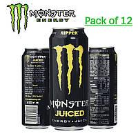Monster Energy Ripper 500ml (монстер енергетик напиток)
