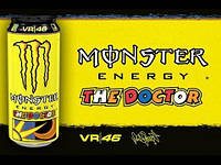 Monster Energy the Doctor 500ml (монстер енергетик напиток )