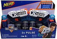 Набор Бластеров Nerf X-Hero