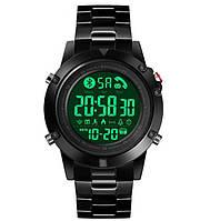 Смарт часы мужские Smart Skmei Ideal Black