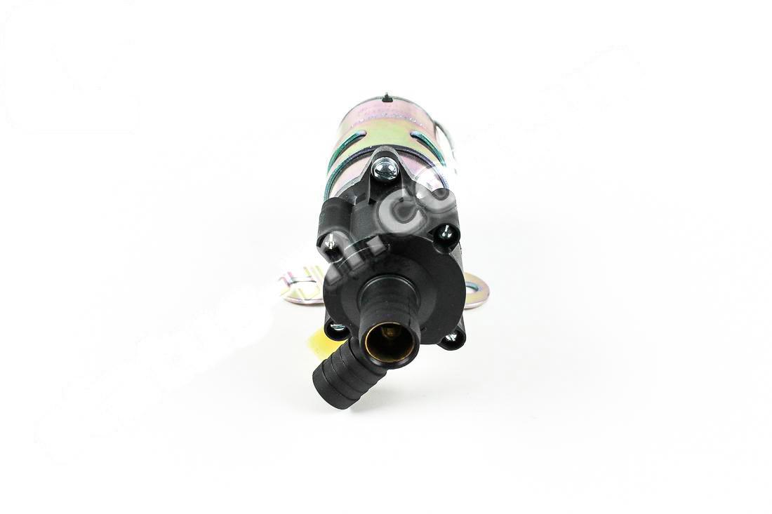 Моторчик отопителя салона Газель 12V d=18 нового образца (латунная втулка) (пр-во Truckman). 32.3780-20