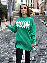 Свитшот женский MDG Passion, фото 3
