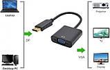 Адаптер, переходник HDMI - VGA Male - VGA Female HD 1080P, 0.18 м Черный, фото 7