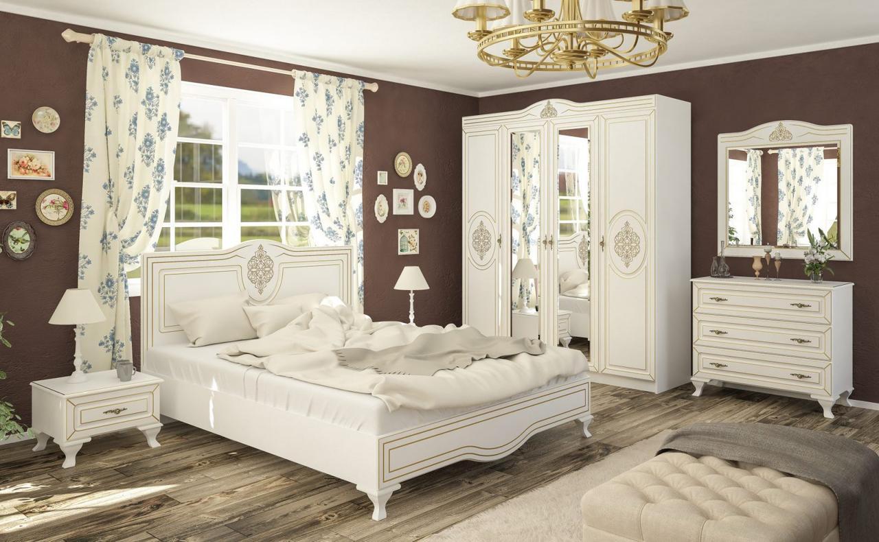 Спальня Мебель-Сервис «Милан»