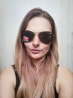Солнцезащитные очки Ray Ban капли (реплика)