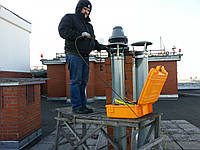 Расщепление жира в системах вентиляции. Киевская область