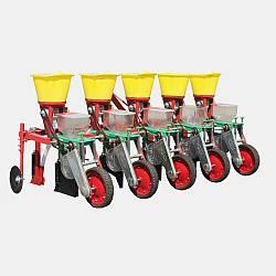 Сеялка овощная 2BJG-5 (5-ти рядная)