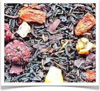 Чай Черный ароматизированный Ягода Годжи / Goji Berries Tea