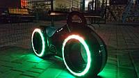 Беговел мотобайк детский светящийся Космобайк LED-подсветка, Bluetooth и встроенные динамики от 1-5 лет