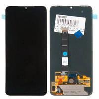Дисплей Xiaomi Mi9 черный с тачскрином