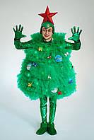 Фьека Елки светящийся мужской карнавальный костюм / BL - ВЖ334